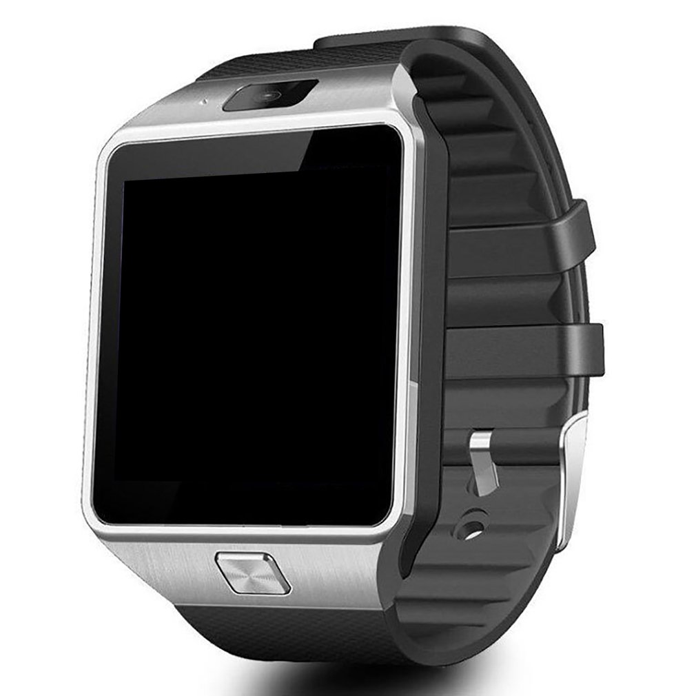 Dz09 High-sensitivity Waterproof <font><b>Smart</b></font> <font><b>Watch</b></font> Phone Camera Support SIM Card Internet Touch Screen Positioning Photo New image