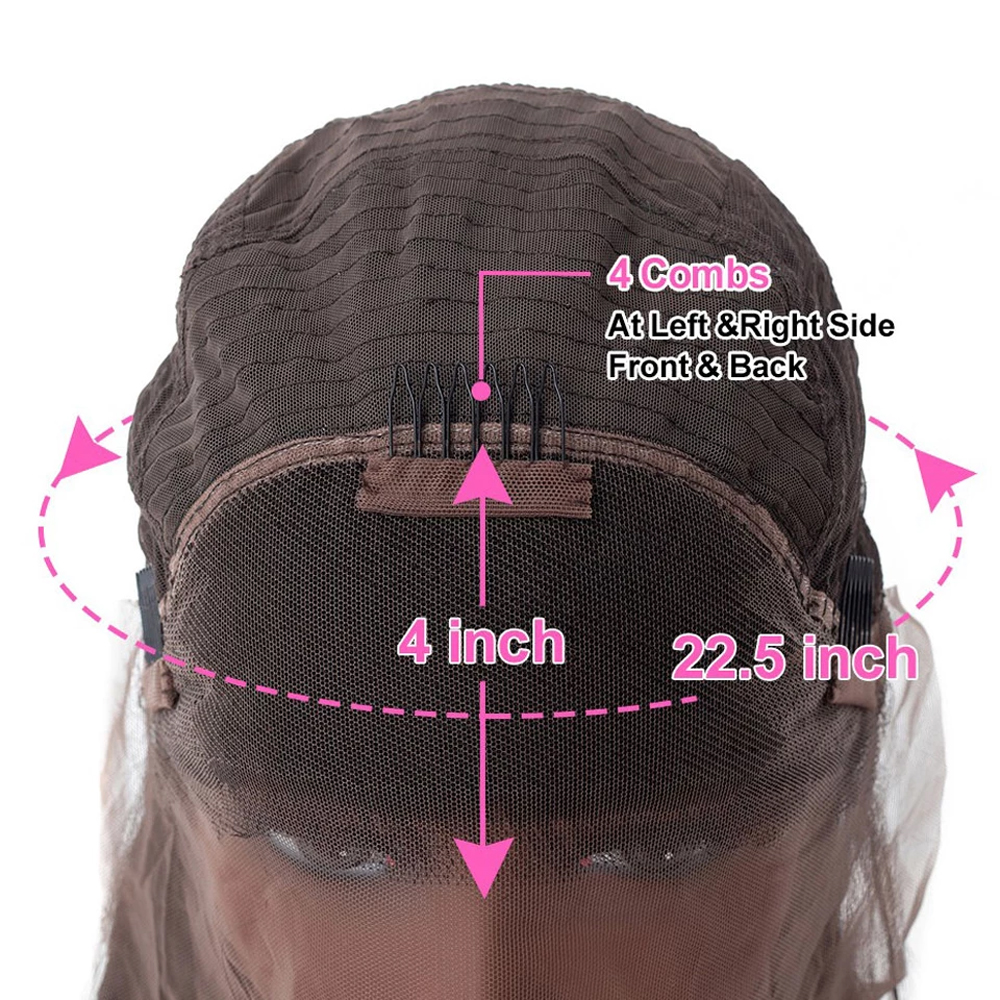 H5863d1a39a35446a9c6cf42e80343b8et Unice Hair 13*4 Straight Bob Ombre T1B30 Human Hair Wigs 8-14 Inch Pre Plucked Remy Hair Lace Front Wig