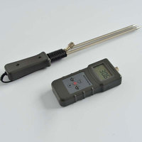 Sawdust Moisture Meter MS W It is portable, compact, easy to use and the moisture measurement readings are instant