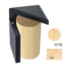 Woodworking 45 degree angle scribe straight round line  wood marking gauge precision hand tools