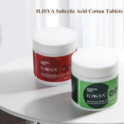 Salicylzuur Katoen Tabletten Verwijderen Acne Merken Mee-eters Krimpen Poriën Huidverzorgingsproducten-55 Pcs