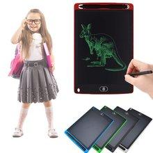 ЖК электронный планшет для раннего детского образования doodle для рисования и письма доска для рисования сообщений Прямая поставка