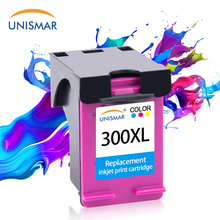 Unismar 300XL восстановленные чернильные картриджи для hp 300 XL hp 300 с чернилами hp Deskjet D1660 D2560 D2660 D5560 F2420 F2480 F2492 F4210 принтер