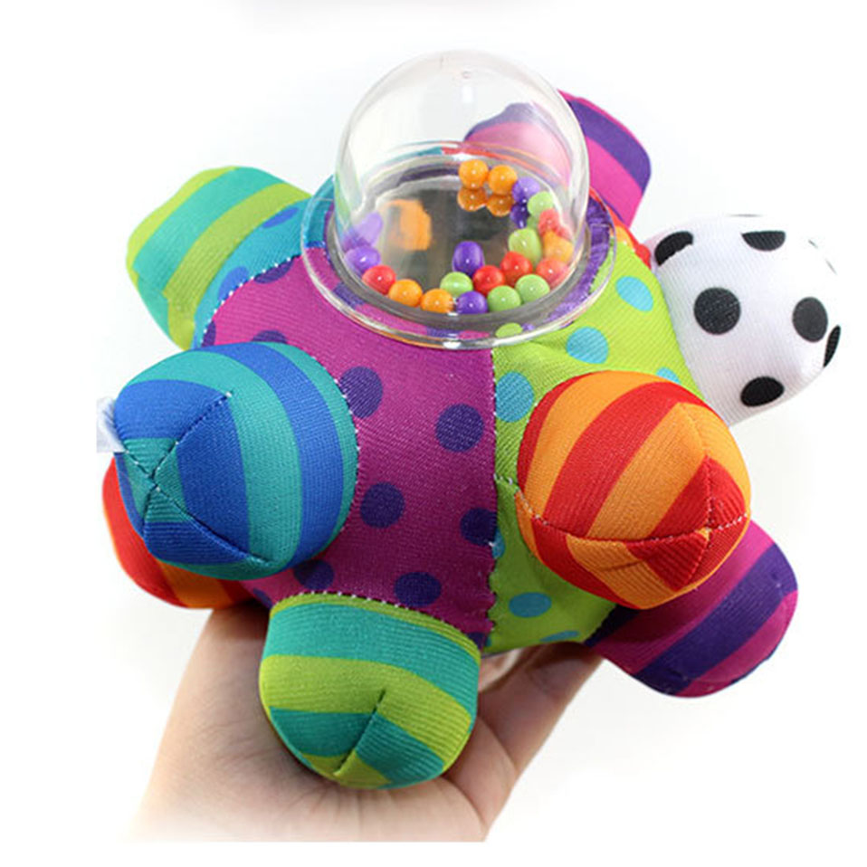 Soft Toys For Newborns Baby Toys 0-12 Months Musicical Bed Bell For Baby Bed Educative Infant Gift x (5)