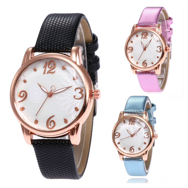 Sell Tong Hot Style Bracelet Watch Lady Wrist Expression Couple Decorative Plate Belt Costly Quartz Performance Goods