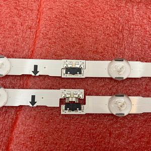 Image 5 - 14 pièces/ensemble LED bande de rétro éclairage pour Samsung UE60H6250 UE60H6300 UE60H6200 UN60H6350 UE60H6270 UE60H6300 UE60J6240 D4GE 600DCA R2 600DCB R2