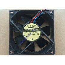 Ventilador de aire ADDA 8025 12V 0.25A 3W AD0812HB-A76GL A70GL 3900rpm 50CFM