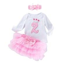 Платье на маленькую девочку, одежда для детей, платье на крестины, 2nd на день рождения, вечерние платья для девочек; Одежда для малышей; Летня...