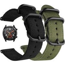 Ремешок для смарт часов huawei watch gt 2e нейлоновый дышащий