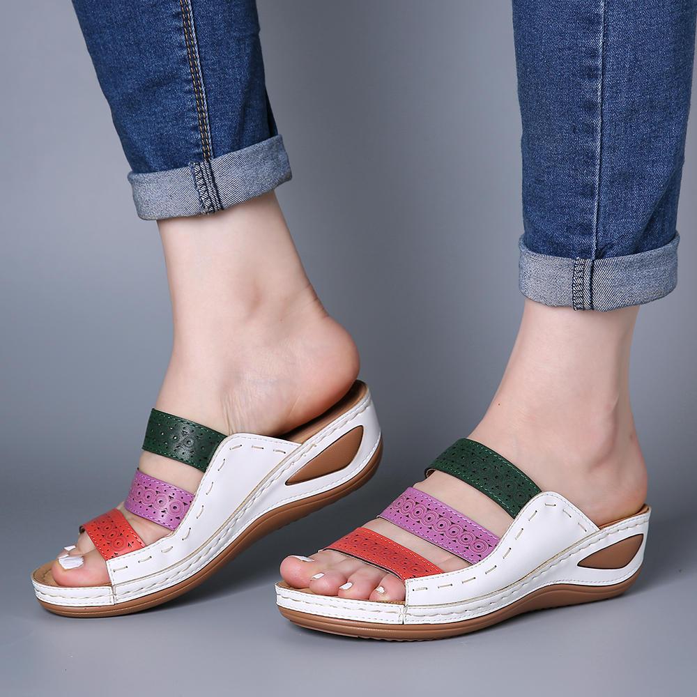 Summer 2020 Women Plus Size Shoes 34