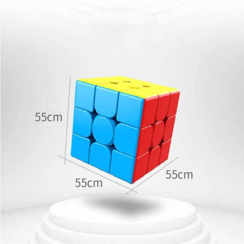 Moyu Mei Long 3x3x3 56mm 3 Steps Magic Neo Cube Toys For Children Alpinia Oxyphylla Interest Smoothing Speed Magic Cube