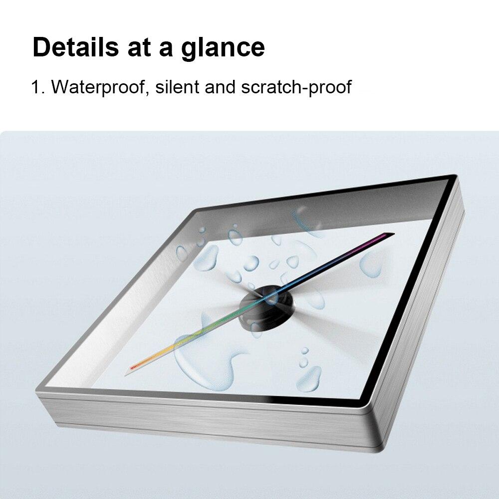 projetor de led holografico 3d com involucro 04