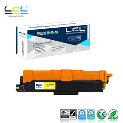 LCL TN243 TN 243 TN 243BK TN243C M Y 1000 stron (1 Pack K/C/M/Y) kaseta z tonerem kompatybilny do Brother HL L3210CW HL L3230CDW w Kasety z tonerem od Komputer i biuro na