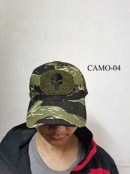 Tactical Military Airsoft baseball Cap army Hat Mesh Hunting Hiking Adjustable Breathable kxs12061 5