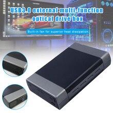Внешнее HHD корпус DVD приводы оптический привод коробка аксессуары для ПК компьютер Многофункциональный NK-Shopping