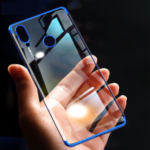TPU Silicone Soft Case For huawei P30 Lite Pro P20 P Smart 2019 Plus Z P40 Nova 3 3i Honor 8X 20 10i 10 Lite 20s 8S 9A 9C Cover(China)