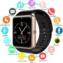 FXM Fitness Smart Watch Digital Men Sport Watches Heart Rate Blood Pressure Phone SIM Card Camera Bluetooth watch Android IOS(China)