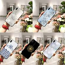 RuiCaiCa Beautiful snowflake Custom Photo Soft fundas Phone Case for iPhone 11 pro XS MAX 8 7 6 6S Plus X 5 5S SE XR case(China)