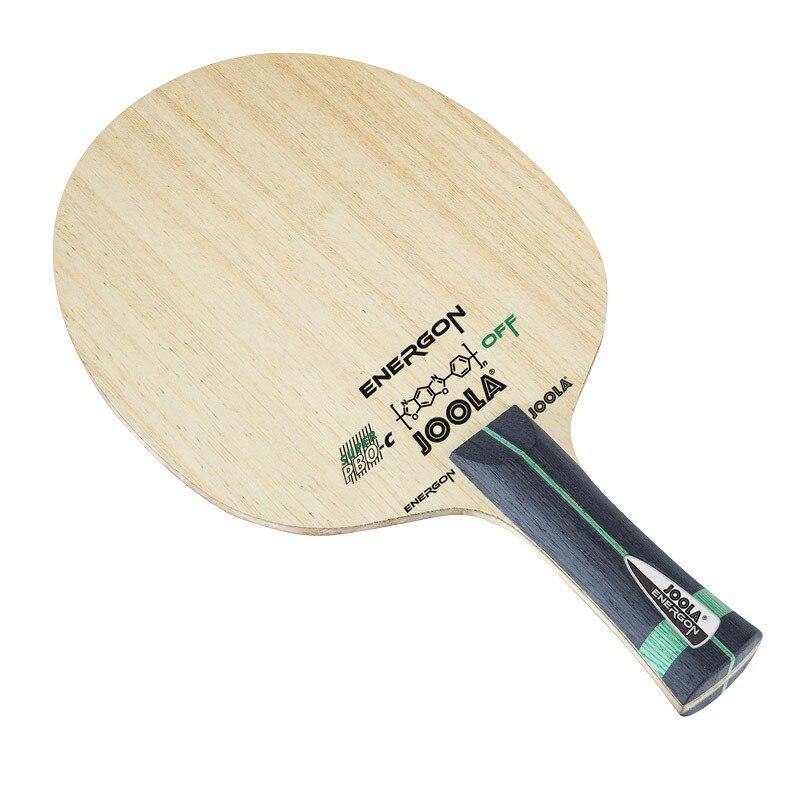 JOOLA ENERGON SUPER PBO-c (Energon PBO Carbon, Aluminum Case) Table Tennis Blade Racket Ping Pong Bat Paddle