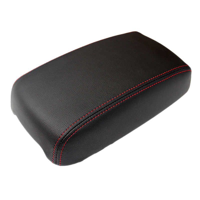 Customized Microfiber Leather Center Armrest Cover for Mitsubishi ASX AAB041