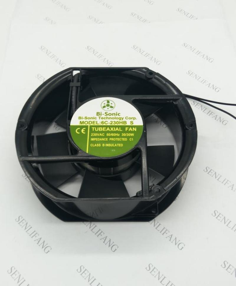 FOR BI-SONIC 6C-230HB S 17251 AC 220V 17CM Cooling Fan
