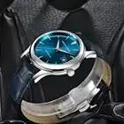 PAGANI Дизайн мужские классические механические деловые мужские часы водонепроницаемые часы мужские роскошные кожаные автоматические часы ... - 5