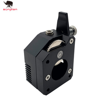 Bowden Extruder BMG extruder Cloned Btech Dual Drive Extruder for 3d printer High performance for 3D printer MK8 dforce bmg extruder volcano hotend mk8 bowden extruder dual drive extruder for 3d printer high performance for i3 printe
