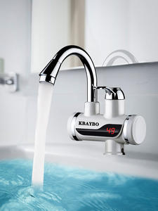 Faucet Water-Heater Electric-Tap Kitchen Instant 3000W Hot