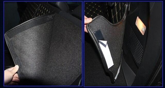 Iyi kaliteli paspaslar! Özel araba gövde paspaslar Porsche Macan 2020-2014 için su geçirmez çizme halı kargo liner paspaslar Macan 2018 için