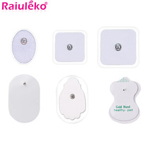 EMS Massager Electrode-Pads Replacement Muscle-Stimulator Digital-Machine Tens Self-Adhesive