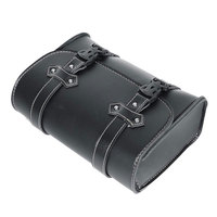 Motorcycle Side Saddle Bags Leather Storage Tool Motorcycle Tail Bags For Honda Motorcycle Hot Sale Parts