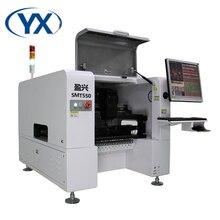 Produkt 2020 Pick and Place Robot maszyna SMT550 SMT Chip Mounter, ze śrubą prowadzącą + serwosilnik, montaż dla 0201 40*40mm