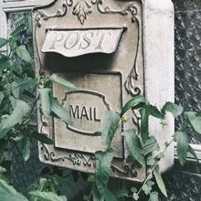 garden decor handcrafted metal retro mailboxes