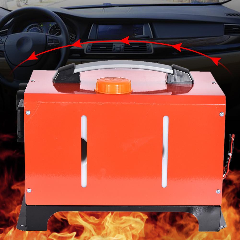 5KW 12 V/24 V Standkachel Diesel Heater Auto Vrachtwagen Camper Boten Low Noise Start Interieur Ontdooien Glas fog Ontdooien - 4
