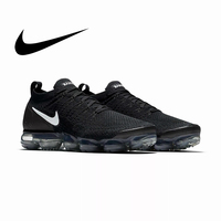 Original Authentic NIKE AIR VAPORMAX FLYKNIT 2.0 Men's Running Shoes Breathable Outdoor Height Increasing 2019 New 942842 001