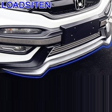 Exterior Accessory Decoration Modified Modification Automobile Parts Rear Diffuser Tuning Front Lip Car Bumpers FOR Honda Vezel