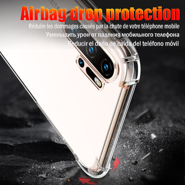 Shockproof Case For Huawei P20 P30 P10 Lite Mate 20 10 30 Pro P Smart 2019 Case For Honor 8x 9 10 Lite 20 Pro Nova 3 3i Cover