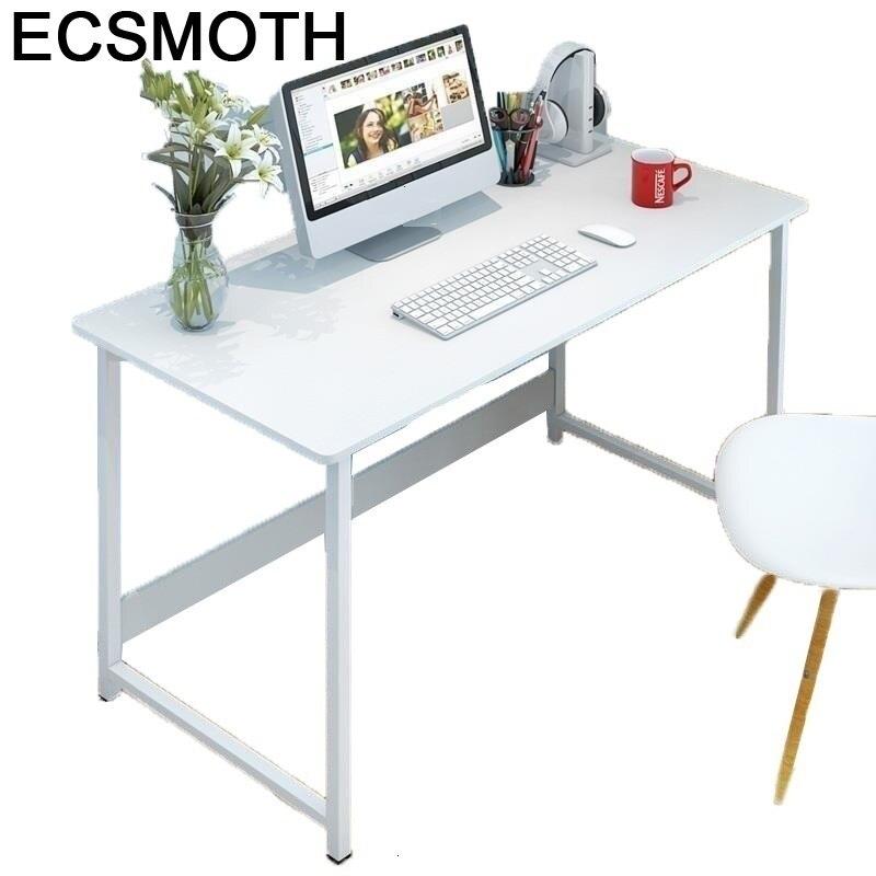 Small Escrivaninha Furniture Tafelkleed Escritorio Office Standing Notebook Laptop Stand Mesa Bedside Study Desk Computer Table