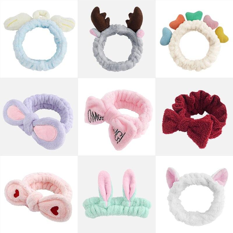 ChenYan Fashion New Headbands Lady Elastic Headband Girl Lovely Hairband FD1904