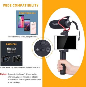 Image 3 - Comica CVM V30 LITE  Video Microphone Super Cardioid Condenser On Camera Shotgun Microphone for Nikon Canon Sony iPhone Huawei