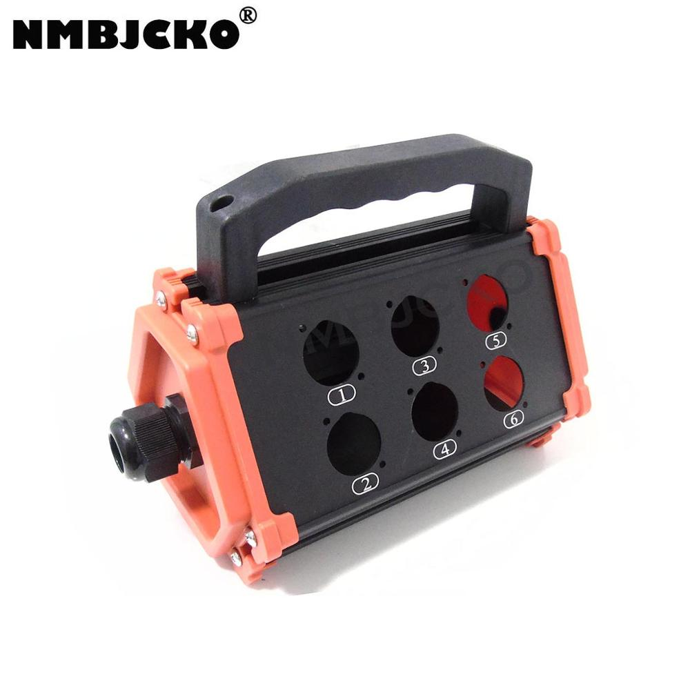 NMBJCKO NEW Multicore Cable Installation Tools For Audio Cable With 12 Channel Snake Cable Make