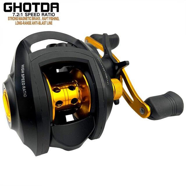 Ghotda GF Fishing Reel Drag Power 8kg