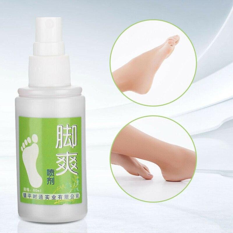 Hot Sale Foot Shoe Antifungal Deodorant Spray Odor Destroy Agent For Feet