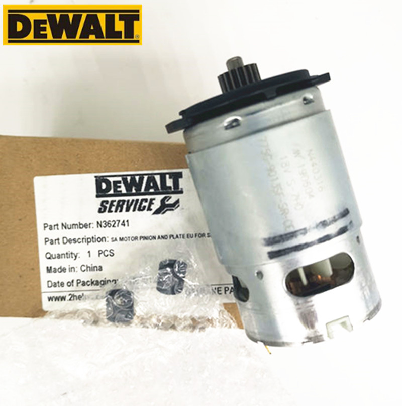 Motor For DeWALT DCD771 DCD771C2 TYPE1 TYPE10 N279939 N362741 N440316 For DeWALT