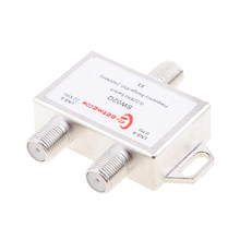 Digital 2x1 DiSEqC Multi Schalter Satellite TV Dish LNB 2 Weg Splitter 0/22KHz