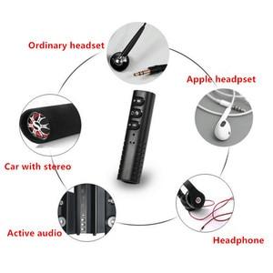 Image 4 - Bluetooth Receiver Car Bluetooth AUX 3.5mm Music Bluetooth Audio Receiver Handsfree Call Car Transmitter Auto Adapter