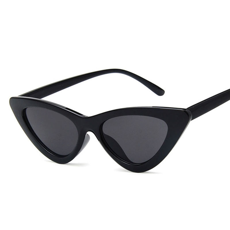 Retro Triangular Glasses