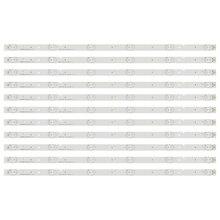 11 sztuk/partia nowy dla obsługi Hisense 50K23DG 50K22DG 50H5G 50H3 podświetlenie LED SVH500A22_REV05_6LED_131113