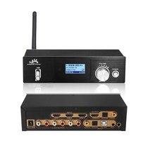 Extracteur Audio Compatible HDMI 4K x 2K, Bluetooth, numérique SPDIF DTS 5.1, décodeur Audio ARC convertisseur Audio DAC