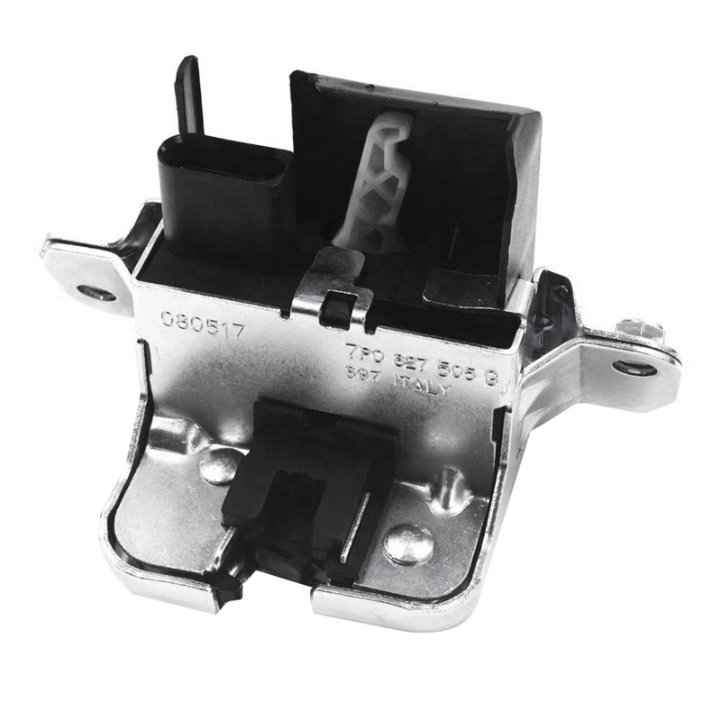 Car Rear Trunk Luggage Door <font><b>Lock</b></font> Actuator Tailgate Actuator for Seat Alhambra Touareg <font><b>Sharan</b></font> 2011 2012 2013 7P0 827 505 G image